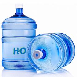 Вода 19л бутилированная возвратная тара